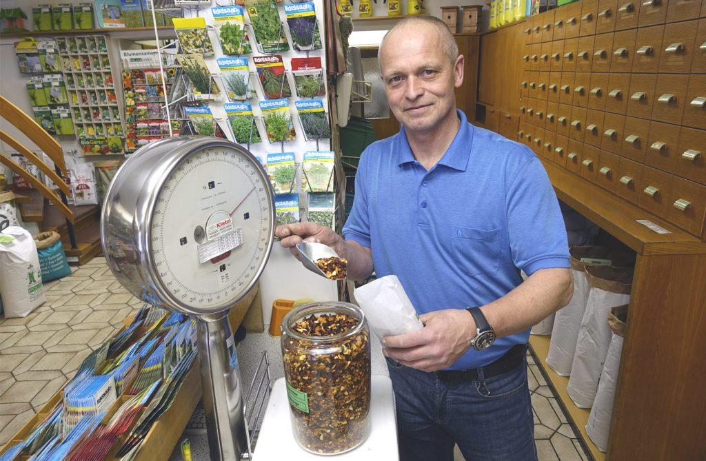 Polanz Samen, SAATGUT mit TRADITION. Saatgut, Grassaaten, Klees, Samen, Tees, Gewürze